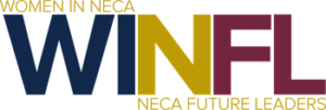 Women in NECA Logo